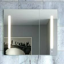recessed medicine cabinet with lights 20 x 30 recessed medicine cabinet rosekeymedia com