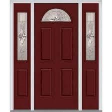 24 Inch Exterior Door Home Depot Front Doors Exterior Doors The Home Depot