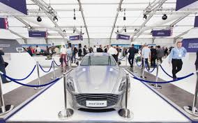 59 best porsche images on pinterest car dream cars and automobile divining the future at the cenex low carbon vehicle show