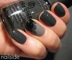 dark gray nail designs nail toenail designs art