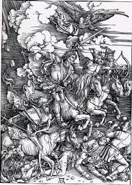albrecht dürer the four horsemen of the apocalypse woodcut