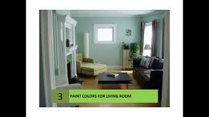 Livingroom Paint Colors by Living Room Paint Color Ideas Youtube