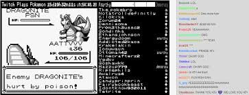 Twitch Plays Pokemon Chronicling The Epic Maddening - twitch plays pok礬mon chronicling epic maddening adventure so far