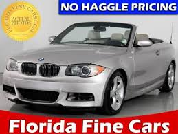 used bmw 1 series convertible used bmw 1 series convertible for sale in miami
