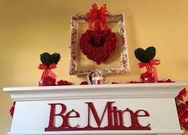 Valentine Decorating Ideas Nice Fireplace Valentine Day Decorating Ideas Present Splendid