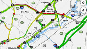 Map Of Pennsylvania Turnpike by Traffic Fatalities 6abc Com