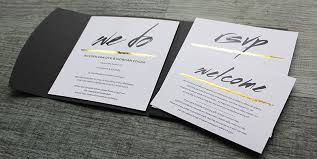 Customized Wedding Invitations Foil Printed Wedding Invitations New Zealand Silver Gold Black White