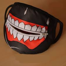 Cool Mask Aliexpress Com Buy Tokyo Ghoul Zipper Masks Anime Cosplay Zipper