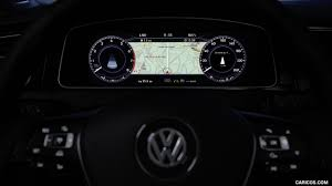 volkswagen wallpaper 2017 volkswagen golf 7 facelift digital instrument cluster hd