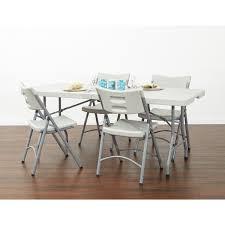 office star resin folding table office star lightweight folding resin chair set of 4 free