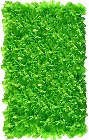 market kids shag 02286 shaggy raggy neon green area rug