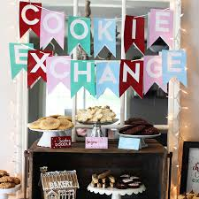 how to host a cookie exchange handle the heat