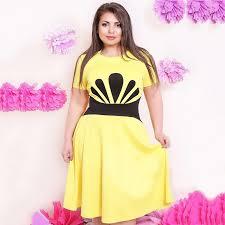 aliexpress com buy summer 6xl plus size women dress short sleeve