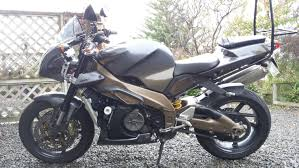 tuoldo 2003 aprilia tuono magnet grey new zealand