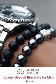luxury bead bracelet images 56 best ab men 39 s bracelets images brother jpg