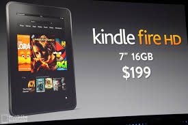 is kindle an android device kindle hd 7 inch available september 14th for 199