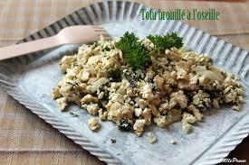 cuisiner oseille tofu brouillé à l oseille recette vegan pratique
