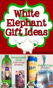 white elephant gift ideas potty edition gifts exchange