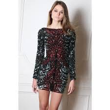 embellished dress zuhair murad embellished mini dress in black lyst