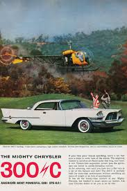 feature flashback 1957 chrysler 300c motor trend