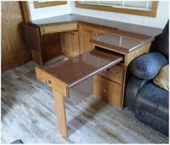 custom built rv desks country craftsman u0026 woodworking