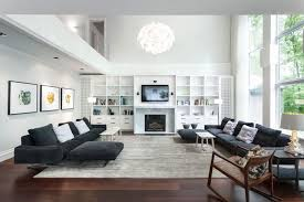 Living Room Ideas With Gray Sofa 64 Most Charming Modern Grey Living Room Ideas Luxury Interior