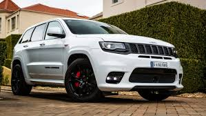 jeep snow tracks 2017 jeep grand cherokee srt review road and tracks