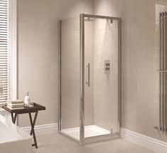 intirias 8mm pivot shower door