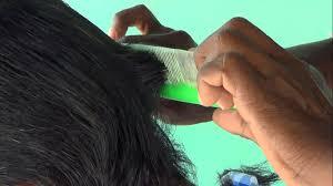 men summer hair cut indian village style youtube