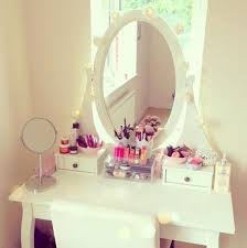 Vanity Makeup Desk With Mirror Best 25 Ikea Dressing Table Ideas On Pinterest Dressing Table