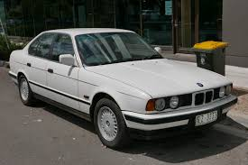 bmw 5 series e34 wikiwand