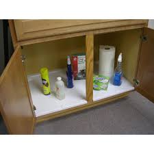 how to replace sink base cabinet vance trimmable sink liner tray for sink base cabinets up to 36 in