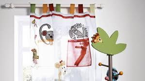 rideau chambre b b jungle rideau chambre bebe animaux intérieur meubles