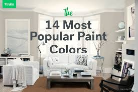 most popular paint colors for bedrooms living room decoration