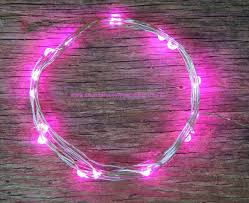 pink led battery fairy lights bedroom fairy lights wedding