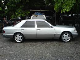 classic mercedes sedan a future classic gets some tweaking 1990 mercedes benz 200e part ii
