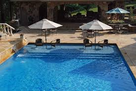 sun shelf with steps pool and landscaping pinterest sun