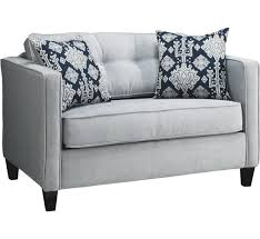 Gray Sleeper Sofa Orian Twin Sleeper Sofa Badcock U0026more