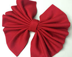large bow etsy