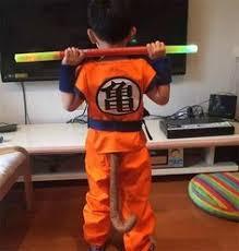 Super Saiyan Costume Halloween Review Figuarts Son Gokou Normal Ver English