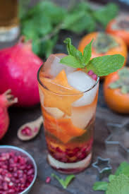 persimmon pomegranate thanksgiving sangria jerry
