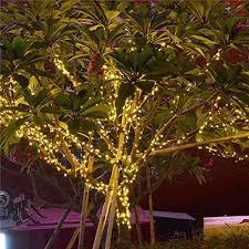 solar led string lights lights 115ft 35m 300 led 8work