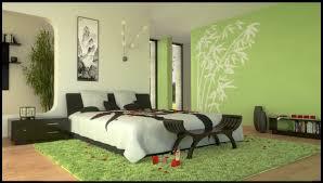 deco chambre vert chambre marron et vert idées de décoration capreol us