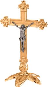 altar crucifix 12 inch altar crucifix ageless wings