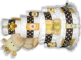 customized diaper cakes diapercakewalk