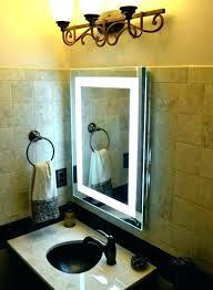 bathroom makeup mirror wall mount lighted magnified makeup mirror wall mounted for medium size of