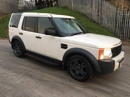 land rover discovery 2005 2005 landrover discovery 3 tdv6 automatic white starts and drives
