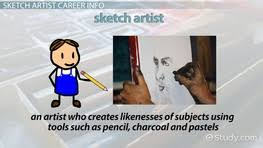 sketch artist how to become a professional sketch artist