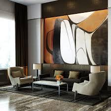 Interior Design Modern Luxury Waterfront Condominium With Expansive Views Of Nyc Skyline