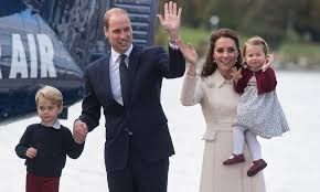 prince william and kate middleton thank supporters with christmas
